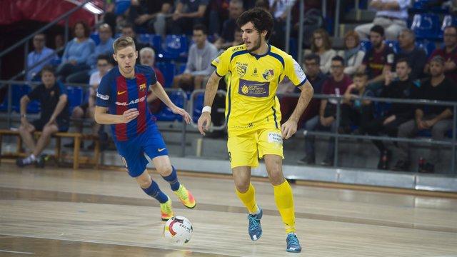 FC Barcelona Lassa gana al Gran Canaria en Primera División