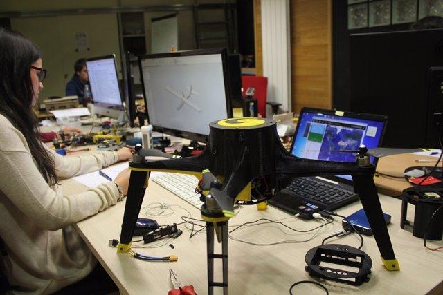 Oficina de Erle Robotics