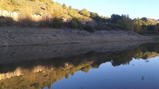 Embalses del Ebro.