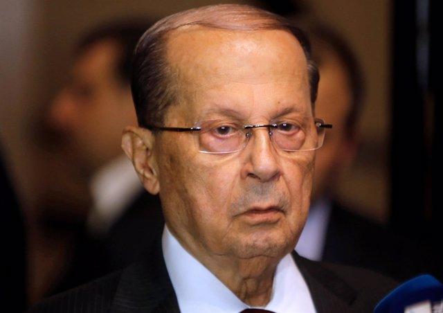 Michel Aoun, nuevo presidente de Líbano