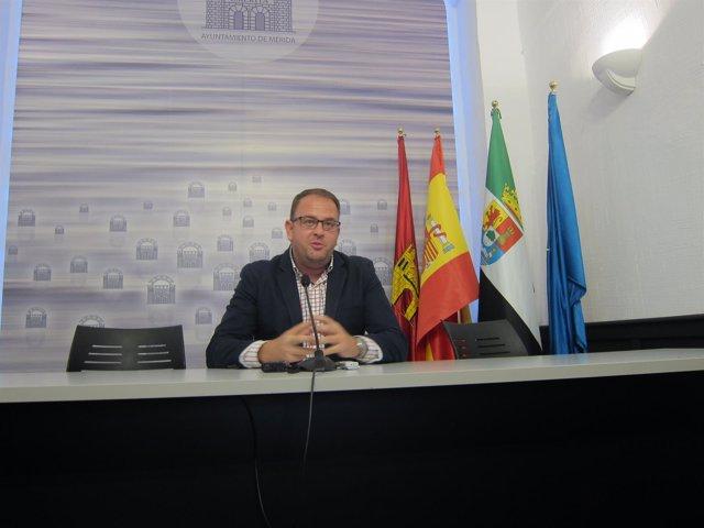 Alcalde de Mérida, Antonio Rodríguez Osuna