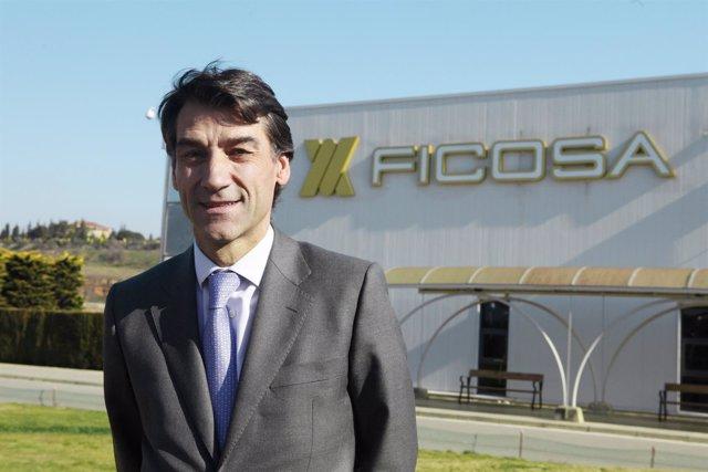 Xavier Pujol, consejero delegado de Ficosa