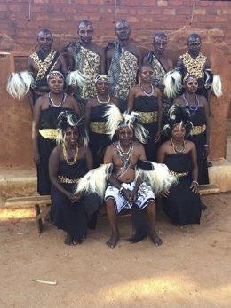 Danza de Tanzania