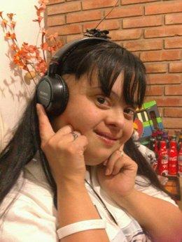 Noelia Garella, primera profesora con Síndrome de Down en Argentina