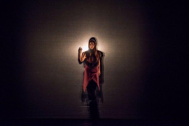Espectáculo de danza 'Conceal/Reveal' de Russell Maliphant