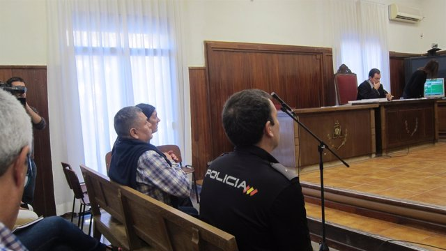 Juicio del doble crimen de Almonaster La Real (Huelva)