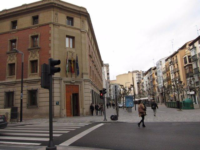 Juzgados de Logroño