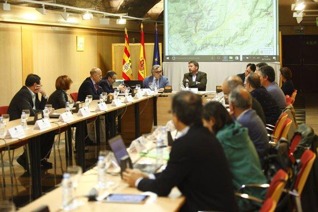 Comisión de Senderos Turísticos de Aragón
