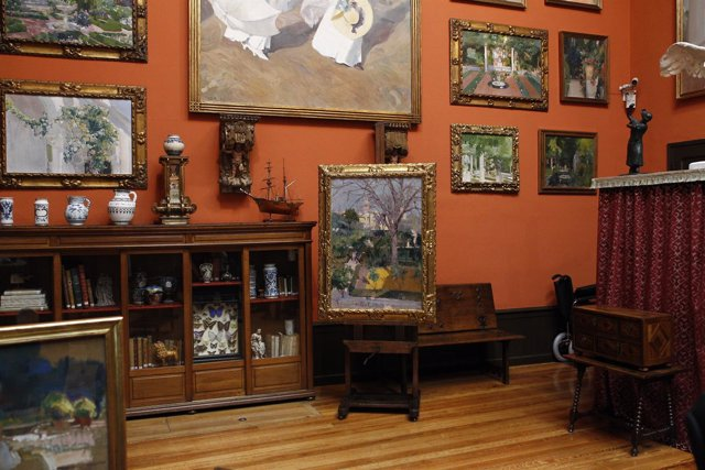 Nuevas adquisiciones del Museo Sorolla con el retrato de Don Juan Antonio García