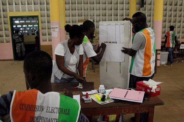 Referéndum constitucional en Costa de Marfil