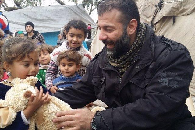Rami Adnan, el contrabandista de juguetes de Alepo