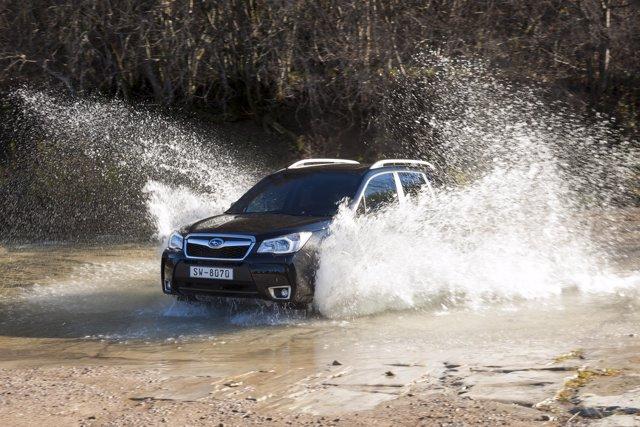 Nuevo Subaru Forester