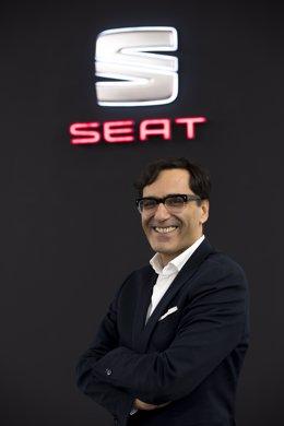 Antonino Labate, director de estrategia, desarrollo y operaciones de Seat Sport