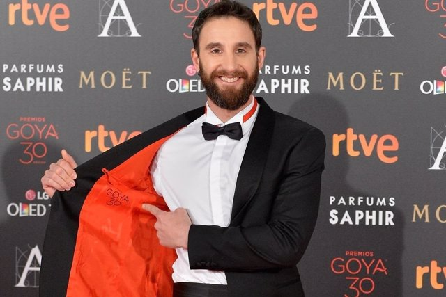 Dani Rovira, premios Goya