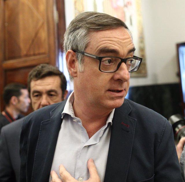 José Manuel Villegas en el Congreso