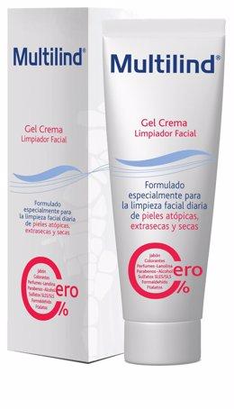 'Multilind Gel Crema Limpiador Facial' Y 'Multilind MICRO Plata Emulsión Facial'