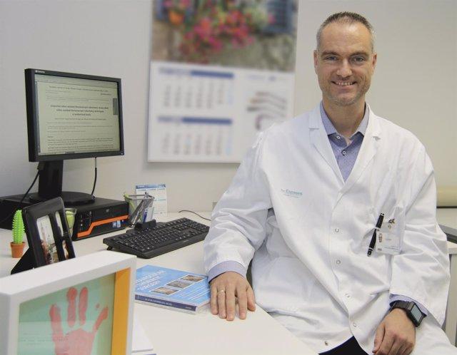 El cirujano de Son Espases, Valerio Perna