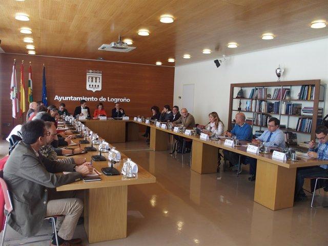 Reunión del Consejo Social de Ciudad