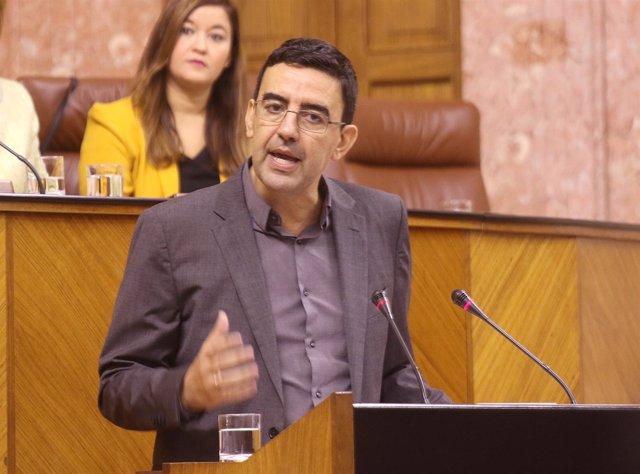 Mario Jiménez interviene en el Debate del Estado de la Comunidad