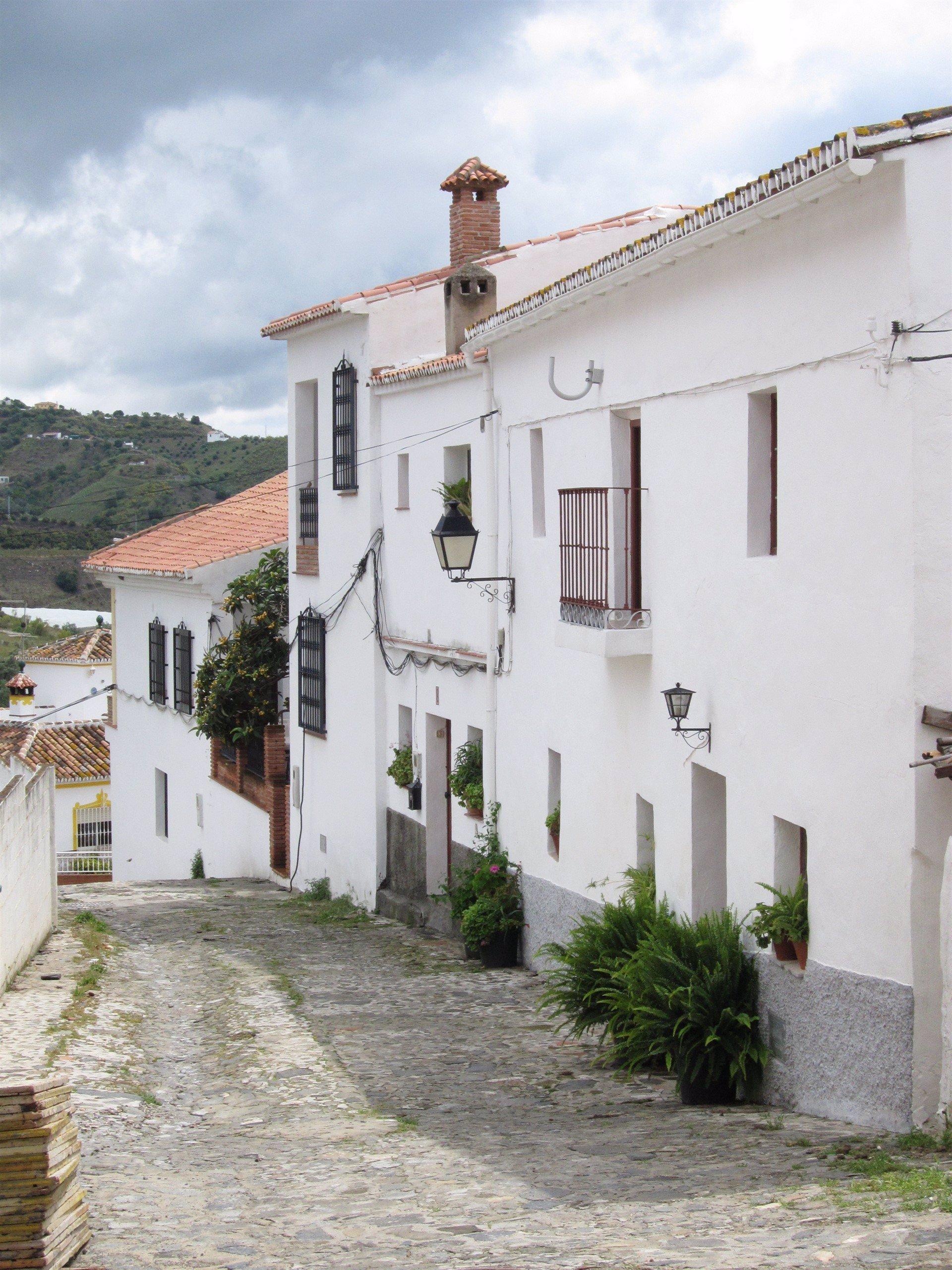 Un 68 de ocupaci n en hoteles y casas rurales andaluzas - Casas rurales diferentes ...