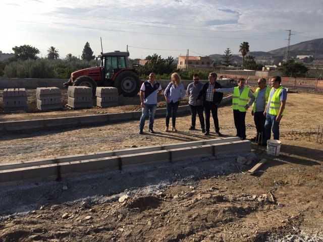 Diputación invertirá en la mejora de los accesos a Pechina por la AL-12.