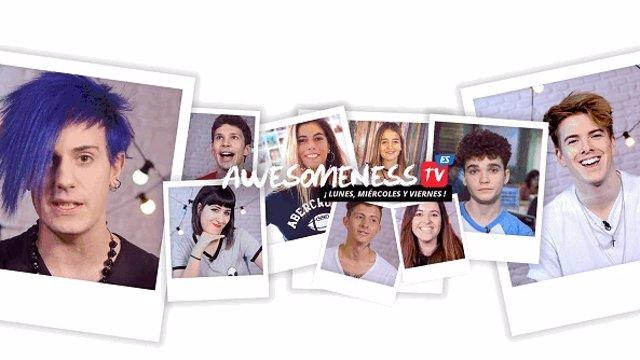 Flooxer incorpora a su oferta AwesomenessTV