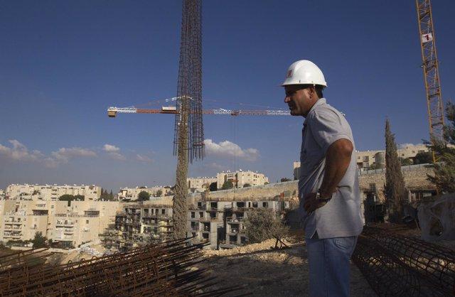 Asentamiento Israelí En Territorio Palestino
