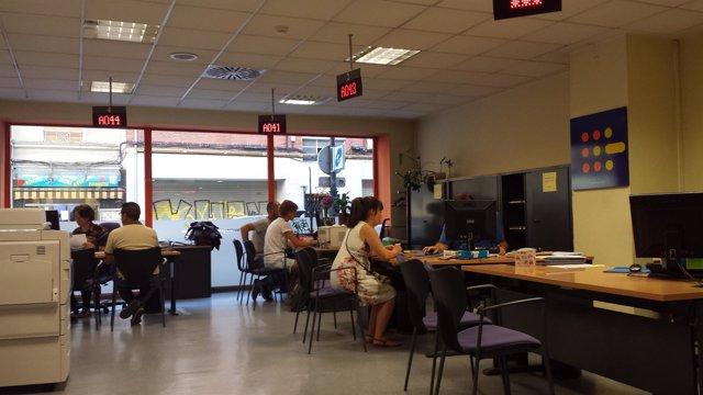 Oficina Paro Oviedo
