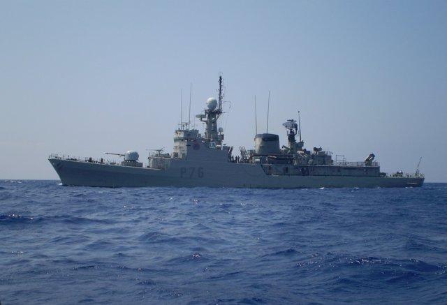 Patrullero de la Armada 'Infanta Elena'