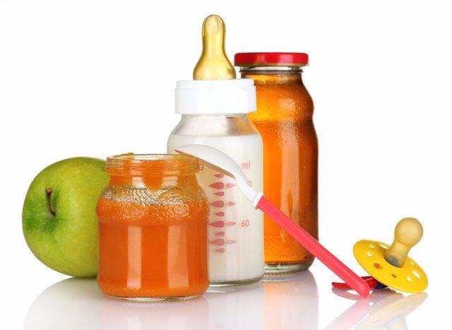 Envases de vidrio, preferidos para alimentos infantiles para el 78% de padres