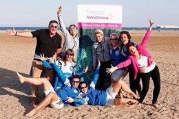 La Fundación AstraZeneca ofrece un taller de risoterapia, positividad y motivaci