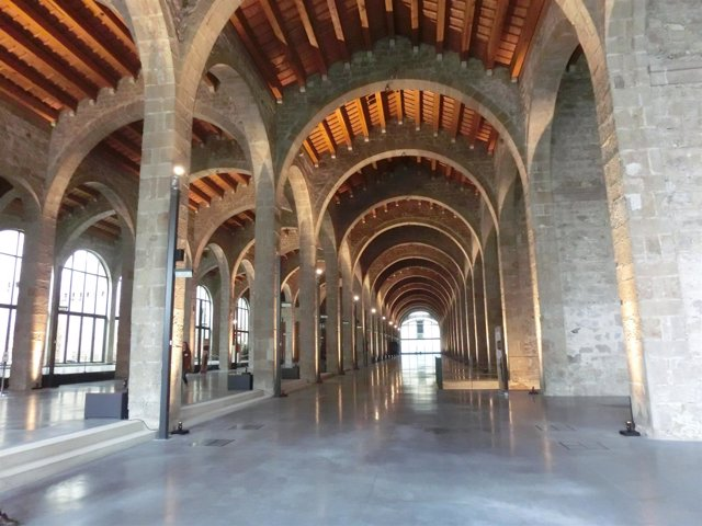 Les Drassanes Reials reabren tras 26 años de restauración e invertir 30 millones