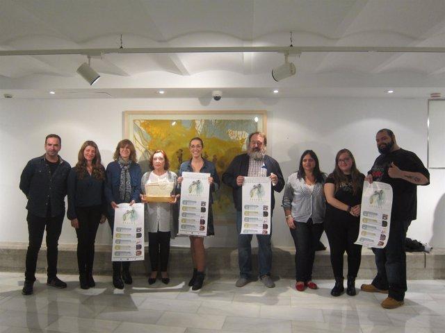 Presentación del Certamen Nacional de Teatro 'Baeza Clemares'