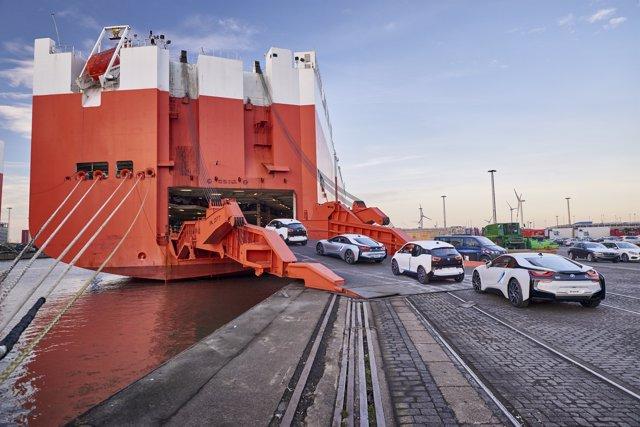 Modelos eléctricos e híbridos de BMW