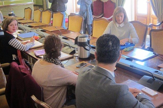 La exconcejala del Partido Popular en Oviedo, Isabel Pérez- Espinosa.