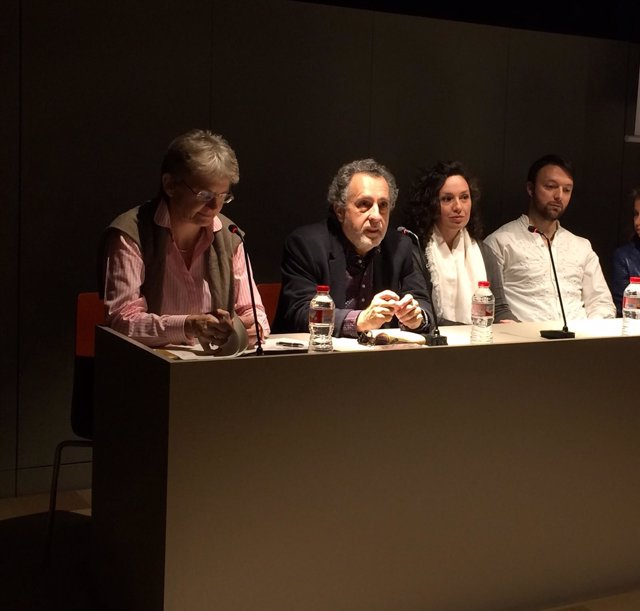 C.Scheppelmann, J.Pons, E.Copons y G.Orendt