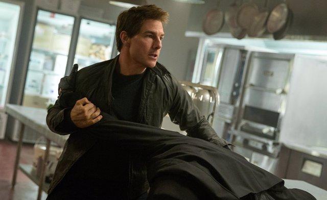 Tom Cruise en ack Reacher