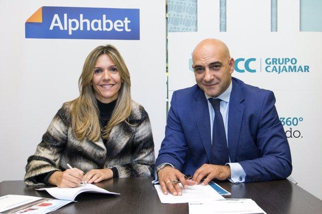 Cajamar y Alphabet firman un acuerdo para fomentar el 'renting'
