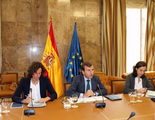 El secretario de Estado explica el papel de España en la COP 22