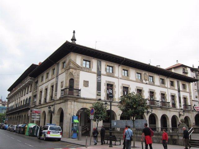 Museo De La Paz De Gernika