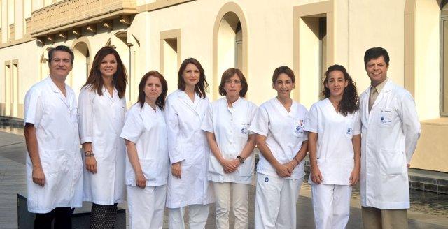 Gastrodex, Servicio Digestivo del Hospital Universitari Dexeus de Barcelona (Gru