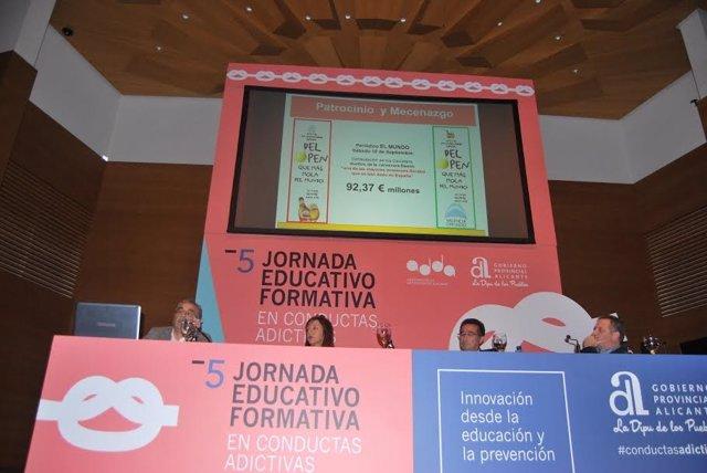 Presentación del programa de asesoramiento en prevención de la Diputación Huelva