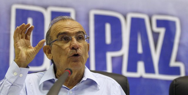 El negociador de paz del Gobierno de Colombia, Humberto de la Calle