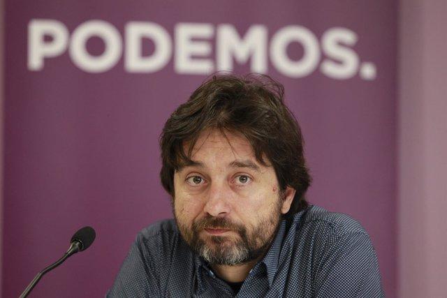 Rafael Mayoral, de Podemos