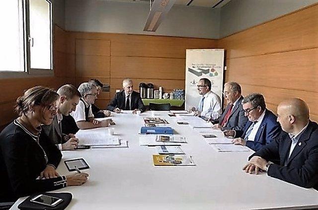 Consejo de administración del Parc Científic de Lleida