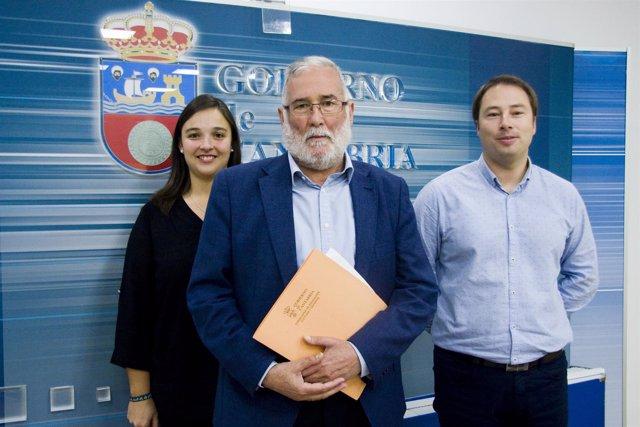 10:30Sala de Prensa del Gobierno de CantabriaEl consejero de Educación, Cultura