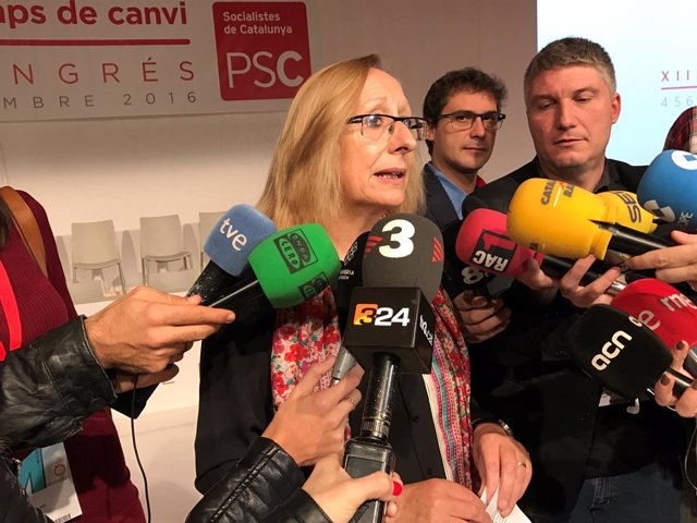 Assumpta Escarp, PSC