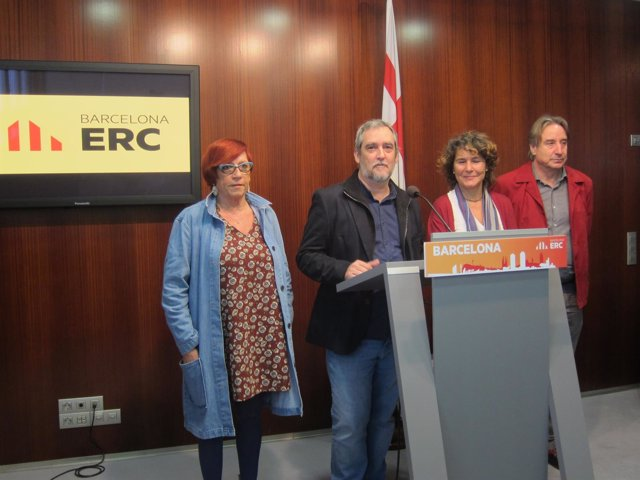 Concejales de ERC en Barcelona