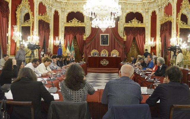 La Diputación de Cádiz aprueba en Pleno las obras del Plan Invierte