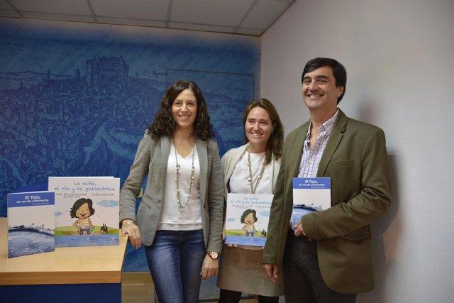 NP/FOTOS: El Consistorio Distribuirá A Los Centros Educativos De La Ciudad Dos N